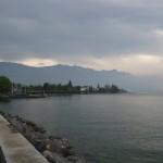 Un autre bord de lac, Vevey, Suisse