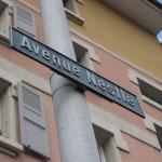 Pas une seule boutique Lindt, Vevey, Suisse