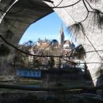Sous les ponts, Baden, Suisse