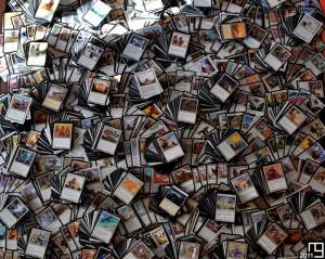 Snapshot of 5,000+ white cards, Magic The Gathering