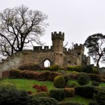 Inside Warwick Castle