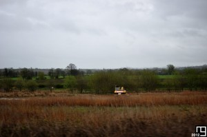 Industrialization of British country side