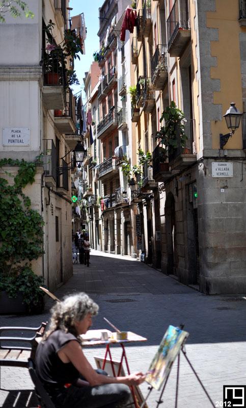Scène catalane