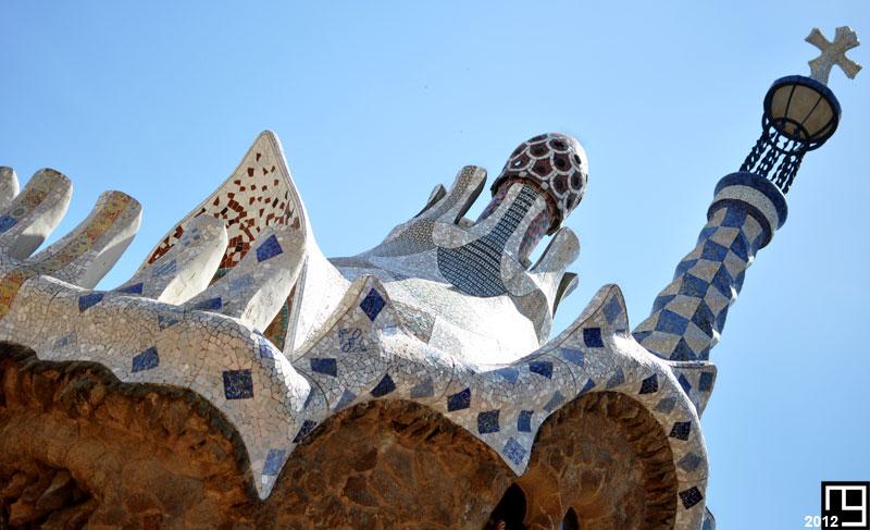 Morceau d'art catalan