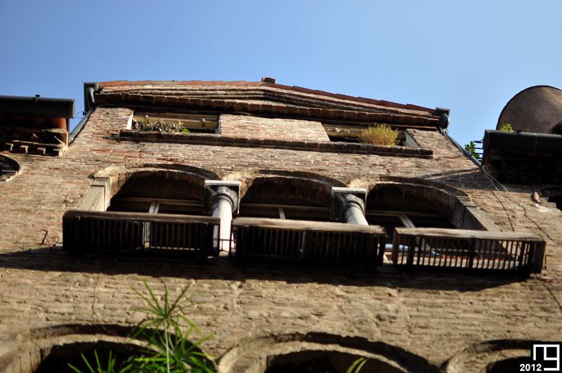 House over Sky