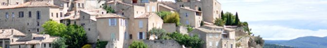 A Trip in the Luberon Massif