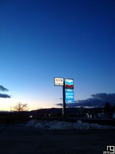 Oil & Snow