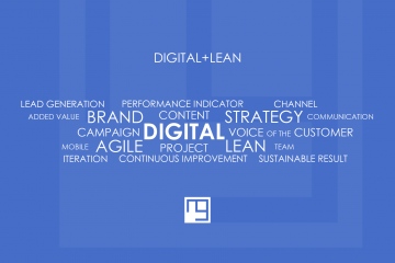 digital communications + lean